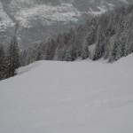 Aprica sotto la neve