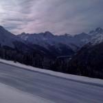 Aprica Magnolta Vista della Val Belviso